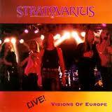 Pochette Live! Visions Of Europe