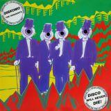 Pochette Diskomo / Goosebump