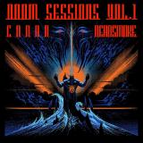 Pochette Doom Sessions Vol. 1 (split avec Deadsmoke)
