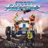 Pochette Heavy Metal Rules