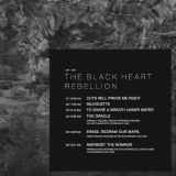 Pochette The Black Heart Rebellion
