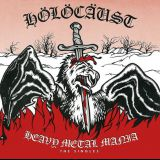 Pochette Heavy Metal Mania - The Singles
