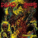 Pochette  Twisted Horror (split with Exhumed)