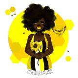 Pochette Rose Azura Njano