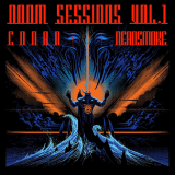 Pochette Doom Sessions Vol. 1 (split avec Conan)