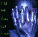 Pochette Alien Love Secrets