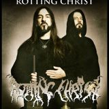 Pochette Non Serviam : The Official Story Of Rotting Christ