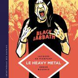 Pochette Le Heavy Metal