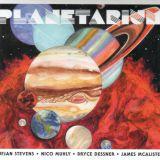 Pochette Planetarium (avec Bryce Dessner, Nico Muhly, James McAlister)