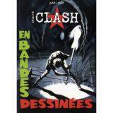 Pochette The Clash En Bandes Dessinées