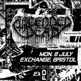 Pochette Live In Bristol 07/08/2019