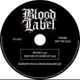 Pochette Blood Label