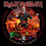 Pochette de Nights Of The Dead, Legacy Of The Beast: Live In Mexico City