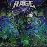 Pochette Wings Of Rage