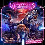 Pochette Dinosaur Warfare - Legend of the Power Saurus