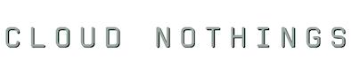 logo Cloud Nothings