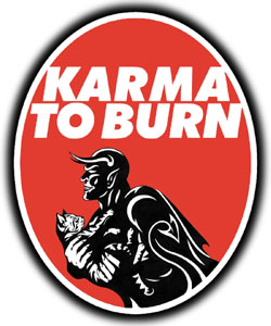logo Karma To Burn