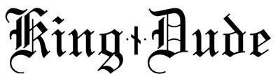 logo King Dude