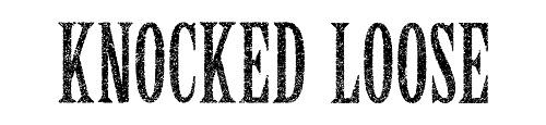 logo Knocked Loose