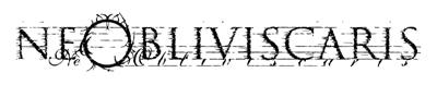 logo Ne Obliviscaris