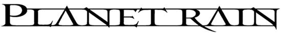 logo Planet Rain