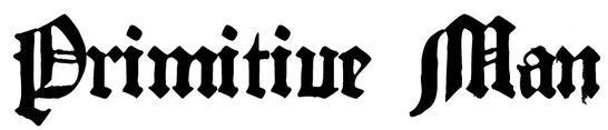 logo Primitive Man