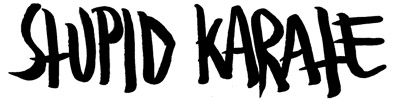 logo Stupid Karate