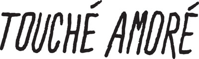 logo Touché Amoré