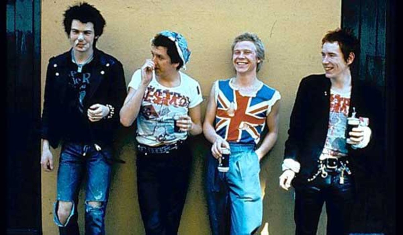 Sex pistols photos thought