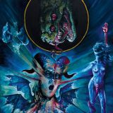 Pochette Dy'th Requiem For The Serpent Telepath
