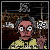 Split avec Roger Moore, Kokoboyz, The Mad Thrashers