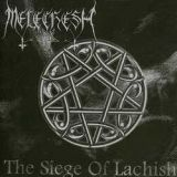 Pochette The Siege Of Lachish par Melechesh