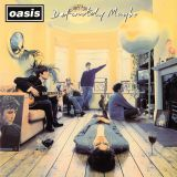 Pochette Definitely Maybe par Oasis