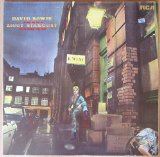 Pochette The Rise And Fall Of Ziggy Stardust And The Spiders From Mars par David Bowie