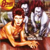 Pochette Diamond Dogs  par David Bowie