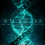 Pochette Evolution par Disturbed