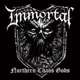 Pochette Northern Chaos Gods par Immortal
