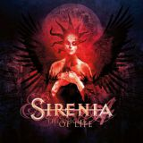 Pochette The Enigma Of Life par Sirenia