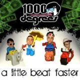 Pochette A Little Beat Faster EP