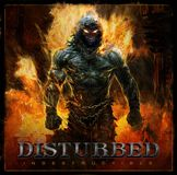 Pochette Indestructible par Disturbed