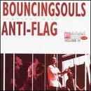 Pochette Split avec Anti-Flag