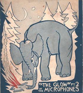 Pochette The Glow, Pt.2 par The Microphones