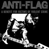 Pochette A Benefit for Victims of Violent Crime par Anti Flag