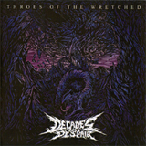 Pochette Throes Of The Wretched