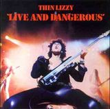 Pochette Live and Dangerous