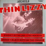 Pochette Whiskey in the Jar The Rocker Sarah Black Boys on the Corner Ltd Edition ep