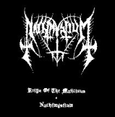 Pochette Reign Of The Malicious + Nachtmystium