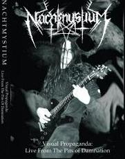Pochette Visual Propaganda- Live From the Pits Of Damation (dvd)