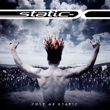 Pochette Cult Of Static par Static-X