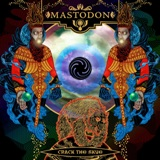 Pochette Crack The Skye par Mastodon